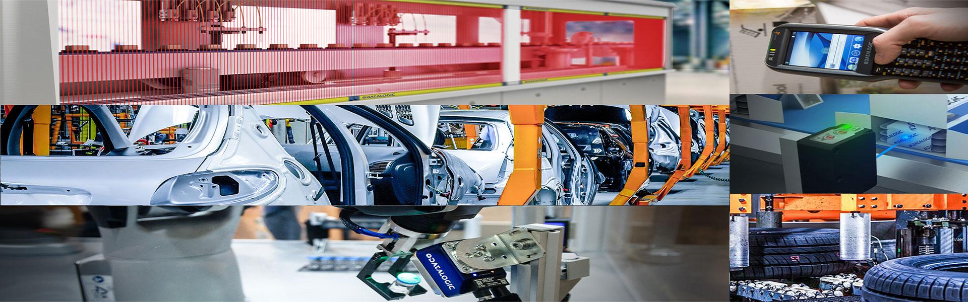 Setores de atuação da IndData Automação Industrial by BicData