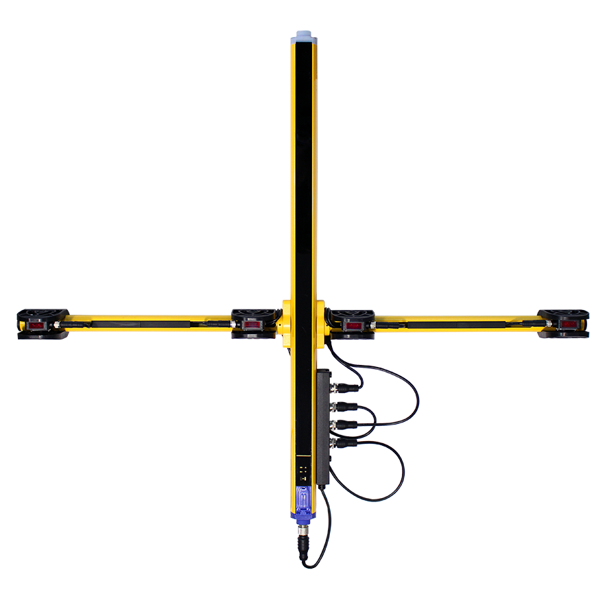 Kit de muting SG-M Datalogic IndData Automação Industrial